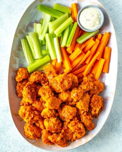 How to Make Boneless Wings
