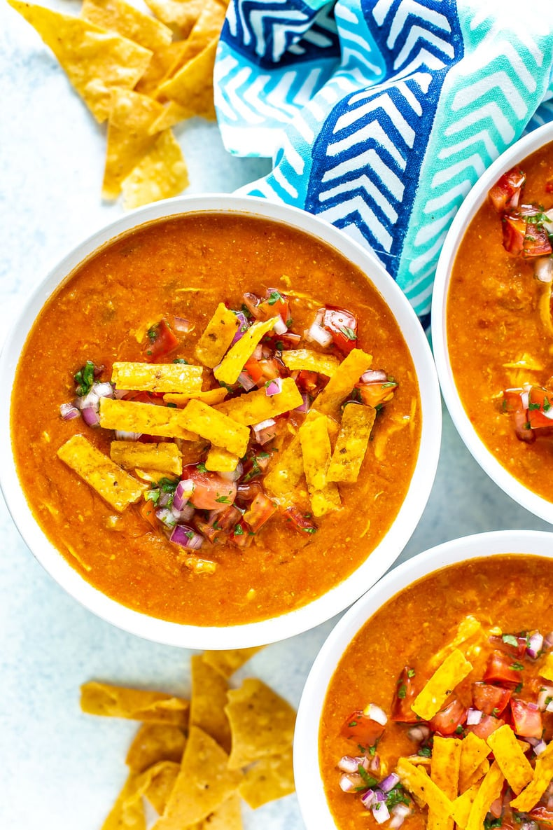 Chili Enchilada Soup