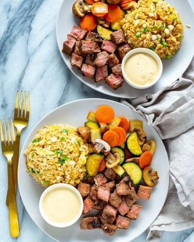 Perfect Hibachi Steak