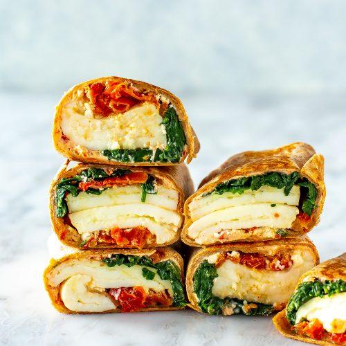Starbucks Spinach Feta Wraps