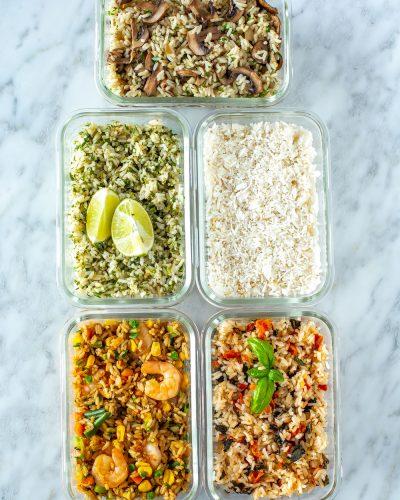 5 Easy Rice Recipes