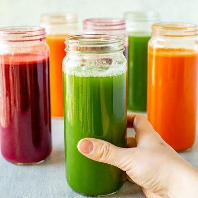 Juicing Recipes {Green, Beet & Carrot Juices}