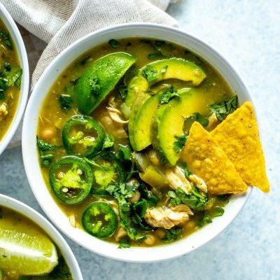 The Best Green Chili Recipe